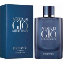 ACQUA DI GIO PROFONDO 4.2 EDP SP FOR MEN
