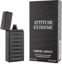 GIORGIO ARMANI ATTITUDE EXTREME 2.5 EDT SP FOR MEN