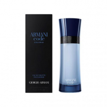 ARMANI CODE COLONIA 2.5 EDT SP FOR MEN