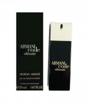 ARMANI CODE ULTIMATE 0.67 EDT INTENSE SP FOR MEN