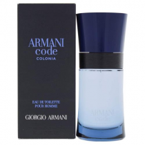 ARMANI CODE COLONIA 1.7 EAU DE TOILETTE SPRAY FOR MEN