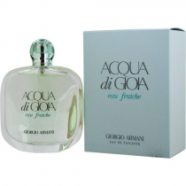 ACQUA DI GIOIA EAU FRAICHE 3.4 EDT SP FOR WOMEN