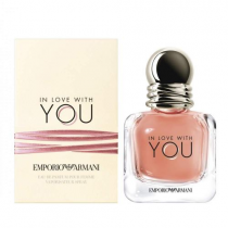 ARMANI EMPORIO IN LOVE WITH YOU 3.4 EDP SP FOR WOMEN