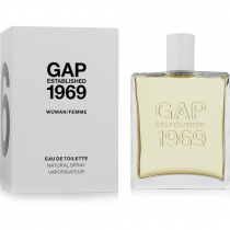 GAP 1969 3.4 EDT SP FOR WOMEN