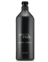 ARMANI CODE 33.8 OUNCES SHOWER GEL FOR MEN (1 LITER)