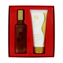 GIORGIO RED 2 PCS SET FOR WOMEN: 3 OZ EDT SP + 6.8 B/L