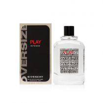 GIVENCHY PLAY INTENSE 5 OZ EDT SP FOR MEN