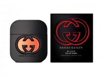 GUCCI GUILTY BLACK 1 OZ EAU DE TOILETTE SPRAY FOR WOMEN