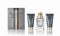GUCCI MADE TO MEASURE 3 PCS TRAVEL SET FOR MEN: 3 OZ SP