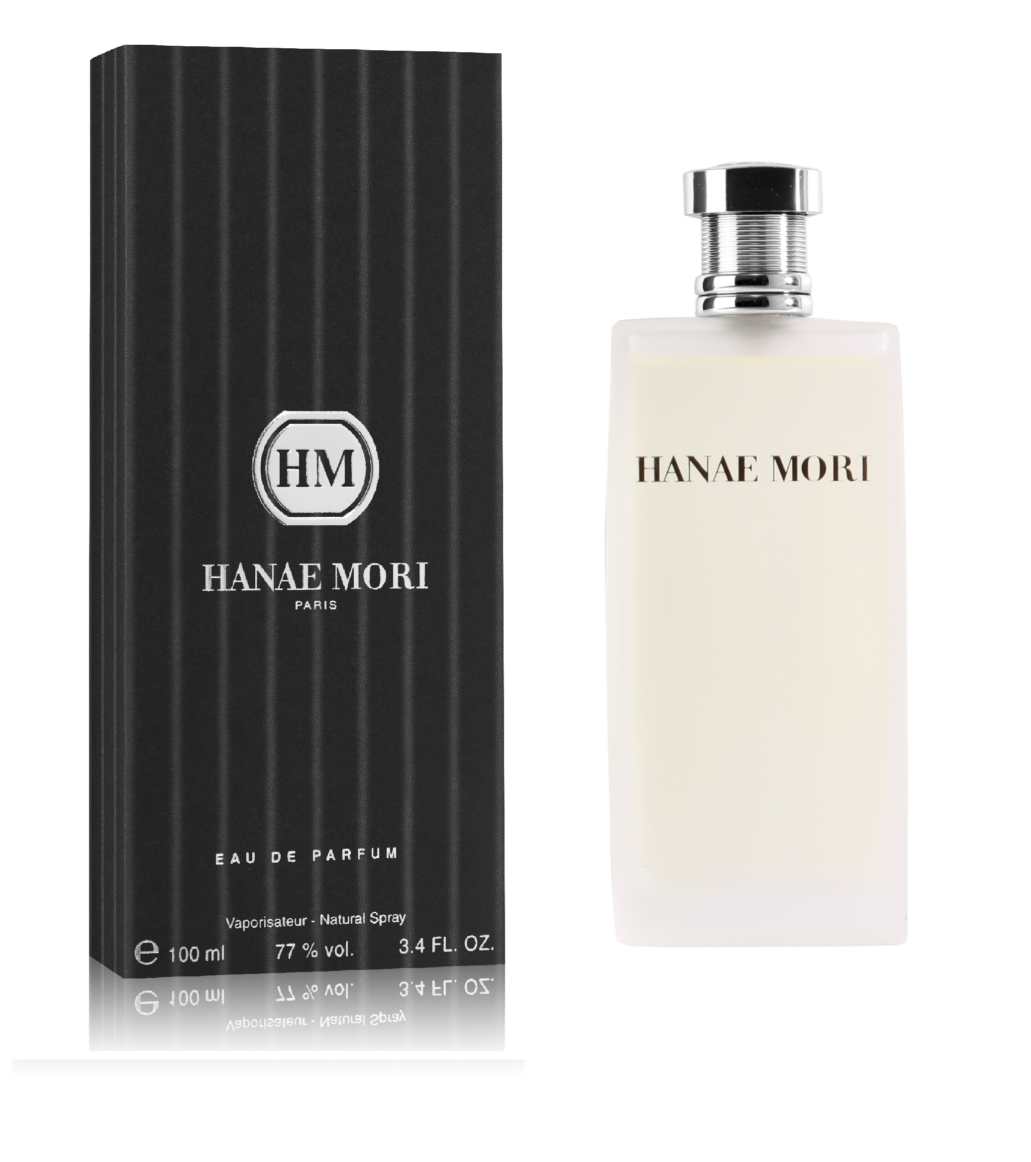 HANAE MORI 3.4 EDP SP FOR MEN