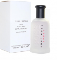 HUGO BOSS BOTTLED SPORT TESTER 3.4 EDT SP