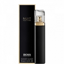 HUGO BOSS NUIT 2.5 EAU DE PARFUM SPRAY FOR WOMEN