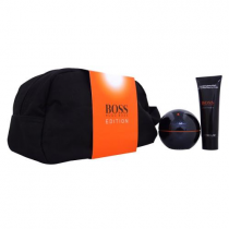 HUGO BOSS IN MOTION BLACK 3 PCS SET: 3OZ SP