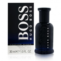 HUGO BOSS BOTTLED NIGHT 1 OZ EDT SP