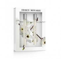 ISSEY MIYAKE 2 PCS SET FOR WOMEN: 2 X 0.33 OZ EAU DE TOILETTE SPRAY