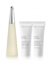 ISSEY MIYAKE 3 PCS SET FOR WOMEN: 1.7 SP