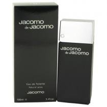 JACOMO DE JACOMO 3.4 EDT SP FOR MEN BLACK