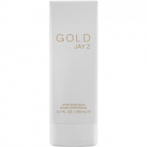 JAY Z GOLD 6.7 OZ AFTER SHAVE BALM