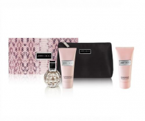 JIMMY CHOO 4 PCS SET: 3.4 EDP SP