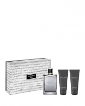 JIMMY CHOO 3 PCS SET FOR MEN: 3.4 EDT SP