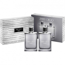 JIMMY CHOO 2 PCS SET FOR MEN: 3.4 SP