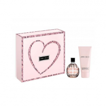 JIMMY CHOO 2 PCS SET FOR WOMEN: 2 OZ SP