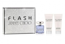 JIMMY CHOO FLASH 3 PCS SET: 3.4 SP