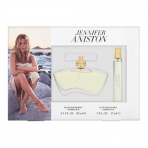 JENNIFER ANISTON 2 PCS SET: 2.9 EAU DE PARFUM SPRAY + 0.5 OZ EAU DE PARFUM SPRAY