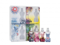 JEAN PAUL GAULTIER SUMMER FOR WOMEN 4 PCS MINI SET: 4*3.5ML EDT
