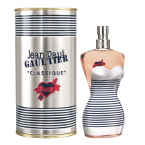 JEAN PAUL GAULTIER CLASSIQUE IN LOVE 3.4 EDT SP FOR WOMEN