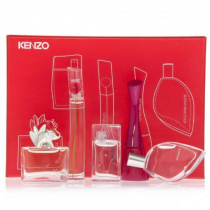 KENZO 5 PCS MINI SET FOR WOMEN