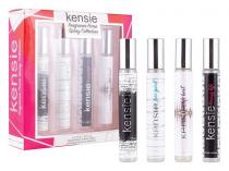 KENSIE 4 X 0.3 PURSE SPRAY SET FOR WOMEN: SIGNATURE +...