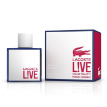LACOSTE LIVE 3.4 EDT SP FOR MEN