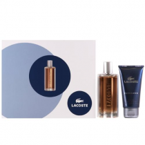 LACOSTE ELEGANCE 2 PCS SET FOR MEN: 3.0 EDT SP