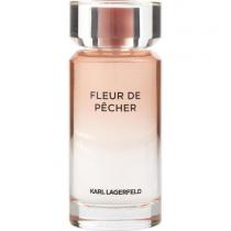 LAGERFELD FLEUR DE PECHER TESTER 3.3 EAU DE PARFUM SPRAY FOR WOMEN