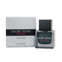 LALIQUE ENCRE NOIRE SPORT 1.7 EAU DE TOILETTE SPRAY FOR MEN