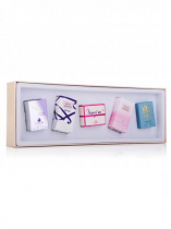 LANVIN 5 PCS MINI SET FOR WOMEN: INDIVIDUALLY BOXED
