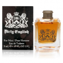 DIRTY ENGLISH MINI 5 ML EDT FOR MEN