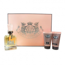 JUICY COUTURE 3 PCS SET: 3.4 SP