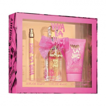 VIVA LA JUICY LA FLEUR 3 PCS SET: 1.3 SP
