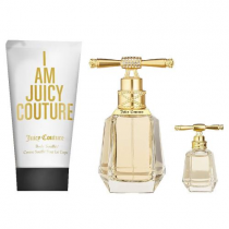 JUICY COUTURE I AM JUICY COUTURE 3 PCS SET: 1.7 SP