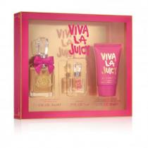 VIVA LA JUICY 3 PCS SET: 1 OZ SP (WINDOW BOX)