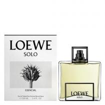 LOEWE SOLO ESENCIAL 3.3 EAU DE TOILETTE SPRAY FOR MEN