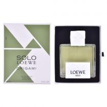 LOEWE SOLO ORIGAMI 3.3 EAU DE TOILETTE SPRAY FOR MEN