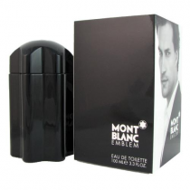 MONT BLANC EMBLEM 3.4 EDT SP FOR MEN
