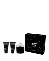 MONT BLANC LEGEND 3 PCS SET FOR MEN: 3.4 SP