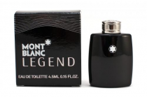 MONT BLANC LEGEND 4.5 ML EDT MINI FOR MEN