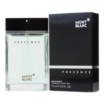 MONT BLANC PRESENCE 2.5 EDT SP FOR MEN