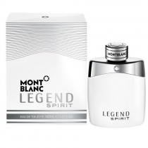 MONT BLANC LEGEND SPIRIT 3.3 EDT SP FOR MEN