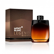 MONT BLANC LEGEND NIGHT 3.3 EDP SP FOR MEN